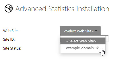 How to Enable Advanced Website Statistics in the Hosting Control Panel